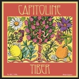 Capitoline Tiber Bitter Liqueur 750ml