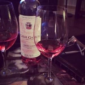 Casal Gracia Vino Verde Rose 750ml