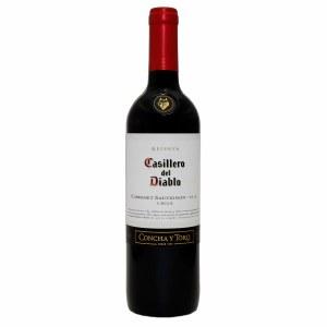 Casillero Del Diablo Cabernet Sauvignon 750ml