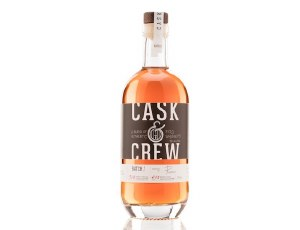 Cask & Crew Rye Whiskey 750ml