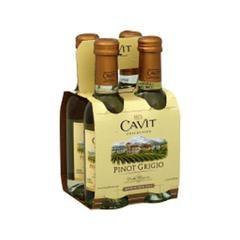 Cavit Pinot Grigio 4pk/Sing