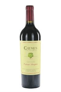 Caymus Cabernet Sauvignon Napa 750ml
