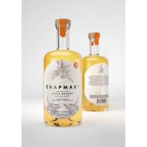 Chapmans Apple Brandy 750ml