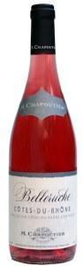 Chapoutier Cotes du Rhone Belleruche  Rose 750ml