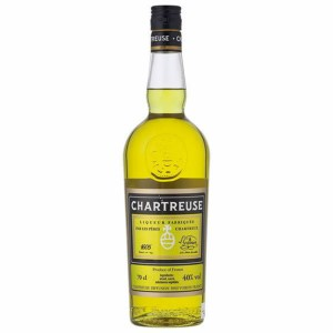 Chartreuse Yellow Liqueur 750ml
