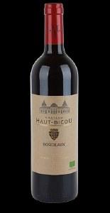 Chateau Haut Bicou Bordeaux Rouge 750ml
