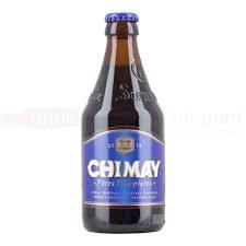 Chimay Blue Ale Sin B or 4 Pack Bottles