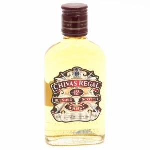 Chivas Regal 12 Year Blended Scotch Whiskey 200ml