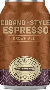 Cigar City Cubano Espresso 4pk