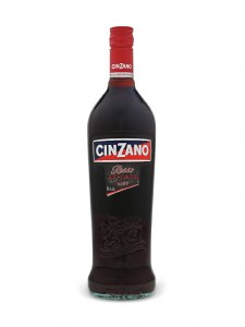Cinzano Sweet Rosso Vermouth 750ml