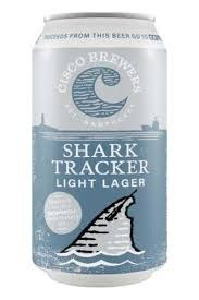 Cisco Shark Tracker Light lager 6pk Cans
