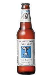 Cisco WhaleTale Pale Ale 6 Pack Bottles