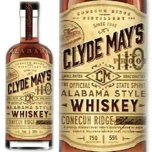 Clyde Mays Alabama Style Whiskey 750ml