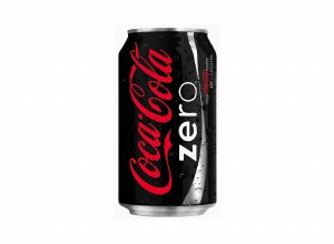 Coca Cola Zero 12oz Can