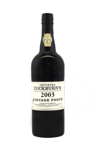 Cockburns 2003 Vintage Port 750ml