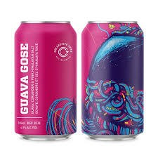 Collective Guava Gose 4pk 12oz Can