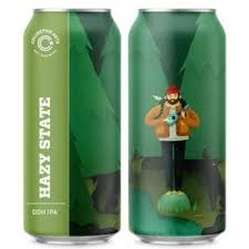 Collective Hazy S IIPA 4pk 16oz Can