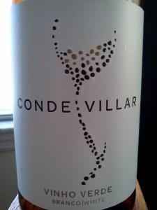 Conde Villar Vinho Verde 750ml