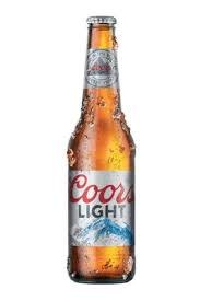 Coors Light 6 Pack Bottles