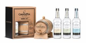 Copper Fox Barrel Kit 2B 750ml