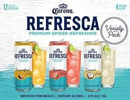 Corona Refresca Spiked 12pk 12oz Cans