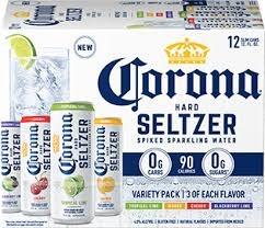 Corona Seltzer VP 12pk 12oz Cans