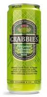 Crabbie Ginger Beer 12oz 6pk Can