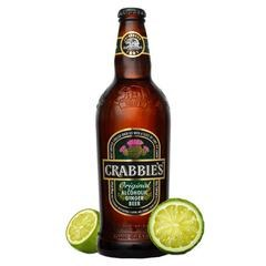 Crabbie Ginger Beer 4pk 12oz  Bottles