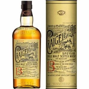 CraigellaChie 13 Single Malt Whiskey 750ml