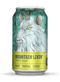 Crazy Mountain Livin Pale Ale 6pk 12oz Cans