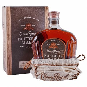 Crown Royal Bourbon Mash Whiskey 750ml