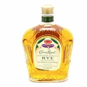 Crown Royal Rye Whiskey 750ml