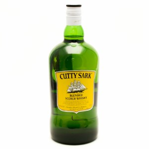 Cutty Sark Blended Scotch Whiskey 1.75L
