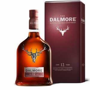Dalmore 12 Year Single Malt Whiskey 750ml