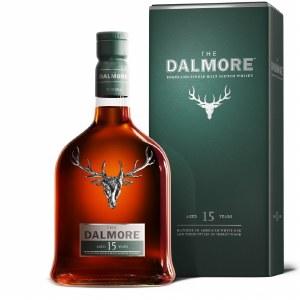 Dalmore 15 Year Single Malt Whiskey 750ml