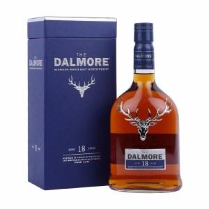Dalmore 18 Year Single Malt Whiskey 750ml