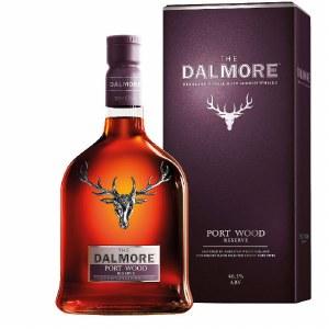 The Dalmore Port Wood Reserve Highland Single Malt Whiskey 750ml