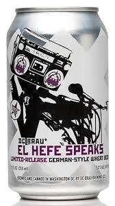 DC Brau El Hefe Wheat 6pk 12oz Cans