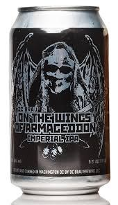 DC Brau On The Wings Of Armageddon 12oz 6pk Cans