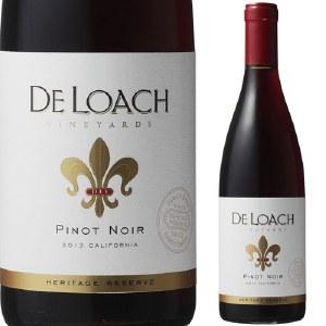 De Loach Pinot Noir 750ml