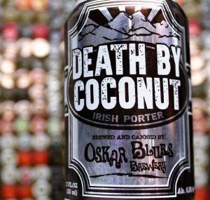 Death By Coconuts 4 Pack Cans