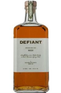 Defiant Single Malt Whiskey 750ml