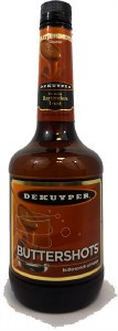 Dekuyper Buttershot Butterscotch Schnapps 750ml