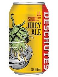 Deschutes Lil Squeezy Juicy Ale  6pk 12oz Can