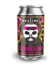 Destiuhl Extended Jam Hazy IPA 12oz 6pk Cans