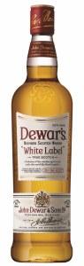 Dewars White Label Blended Scotch Whiskey 750ml