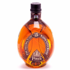 Dimple Pinch Blended Scotch Whiskey 750ml