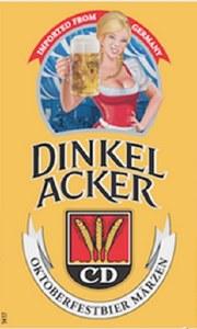 Dinkel Acker Oktoberfest 6 Pack Cans