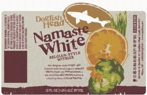 Dogfish Head Namaste White 6pk