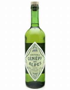 Dolin Genepy Le Chamois Herbal Liqueur 750ml